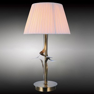 Итальянская настольная лампа Grottole OM_OML-63604-01