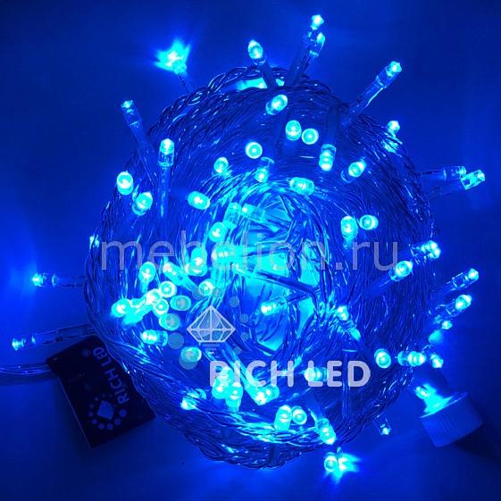 Электрогирлянда RichLED RL_RL-S10C-24V-T_B от Mebelion.ru