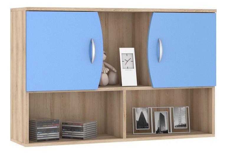 Полка MOBI MOB_Nika416M_blue от Mebelion.ru