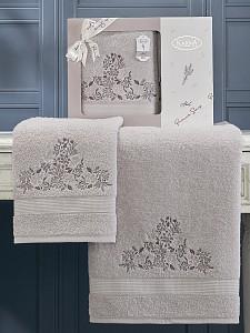 Набор полотенец для ванной (70x140 см) Abel