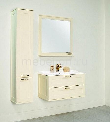 Гарнитур для ванной Акватон Леон 80
