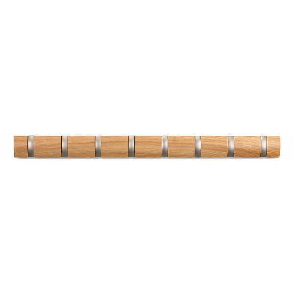 Вешалка настенная (81.5х4х6.7 см) Flip 318858-390 Umbra FD_318858-390