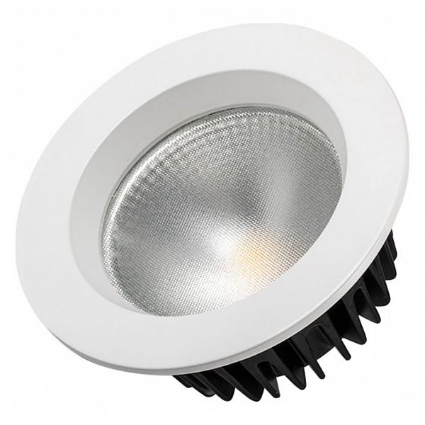 Встраиваемый светильник Ltd Ltd-105WH-FROST-9W Warm White 110deg фото