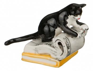 Статуэтка (6 см) Кошка 101-473
