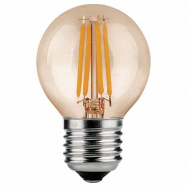 Лампа светодиодная E27 6Вт 220В 2700K 98456,33