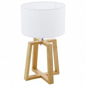 Настольная лампа из дерева Chietino 1 EG_97516