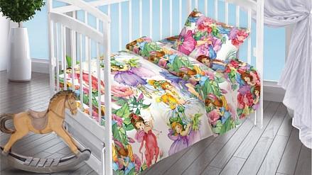 Постельное белье в кроватку Сказочные Феи DTX_4617-439