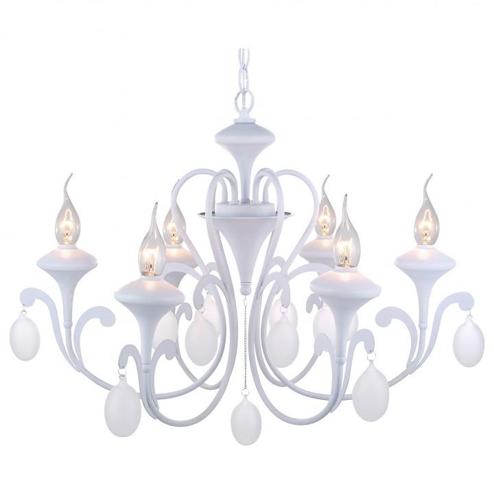 Купить Подвесная люстра Montmartre A3239LM-6WH, Arte Lamp