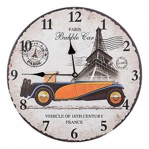 Настенные часы (34 см) Винтаж 799-165