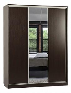 Зеркальный шкаф-купе Бассо 1-600 MBS_SK-0101_H