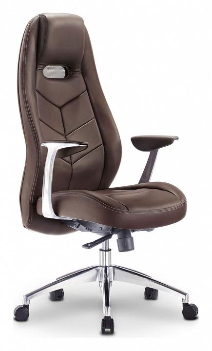 Кресло для руководителя Бюрократ Zen/Brown