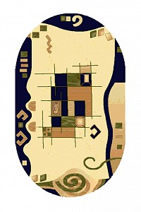 Ковер интерьерный (80x150 см) УК-24