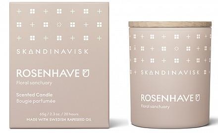 Свеча ароматическая (5.6х6.8 см) Rosenhave SK20210