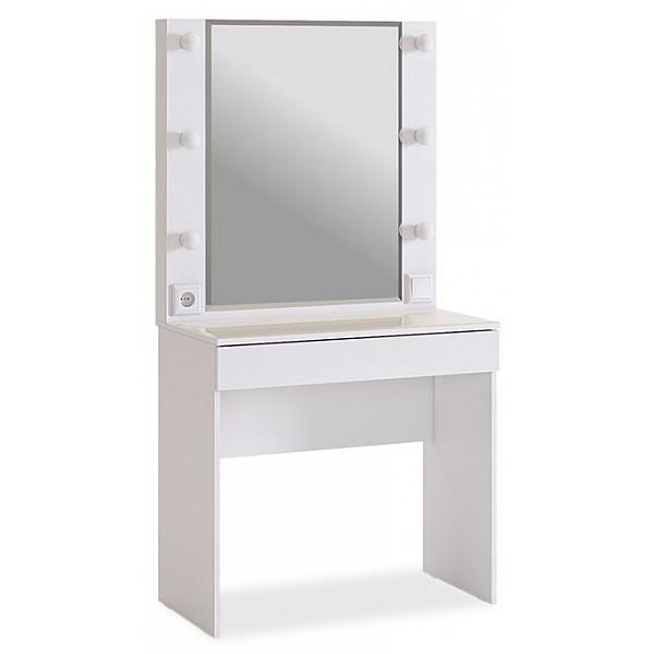 Стол туалетный Гламур MDG-009