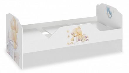 Односпальная кровать в детскую комнату Тедди TRI_113356