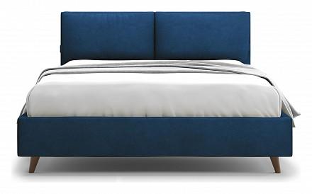 Кровать двуспальная Trazimeno 160 Lux Velutto 26