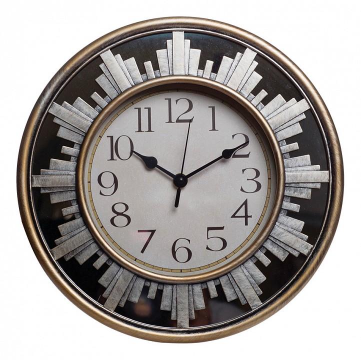 Настенные часы Garda Decor (30х4.2 см ) Круглые L323G подсвечник garda decor 32 см хрустальный x131050