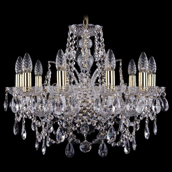 Купить Подвесная люстра 1411/10/195/G, Bohemia Ivele Crystal