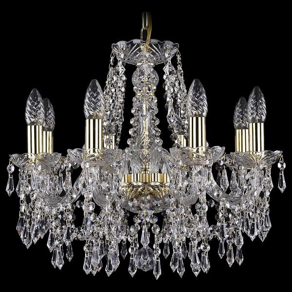 Подвесная люстра 1403/8/160/G Bohemia Ivele Crystal  (BI_1403_8_160_G), Чехия