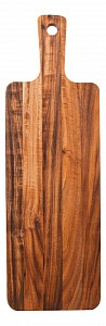 Доска разделочная (49.8х15 см) Acacia ZY-XS05M