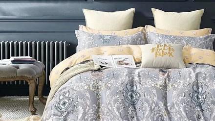 Комплект постельного белья №289 Nikolet Евро
