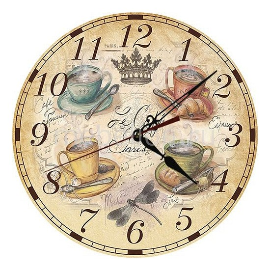 Настенные часы Акита (30 см) AKI C223