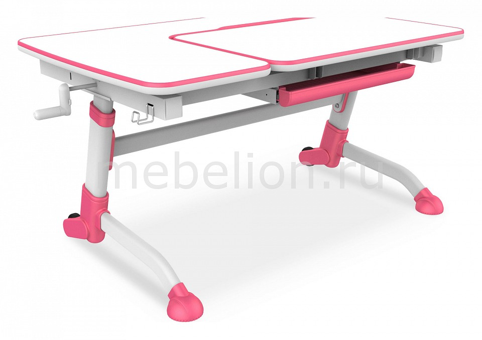 Стол учебный Amare Pink