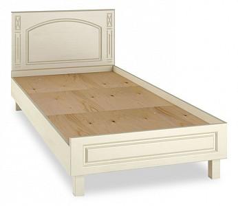 Односпальная кровать Элизабет KOM_EM17_1