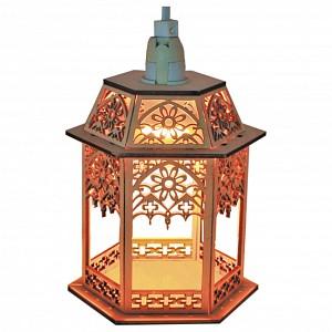 Настольная лампа декоративная LT093 26844