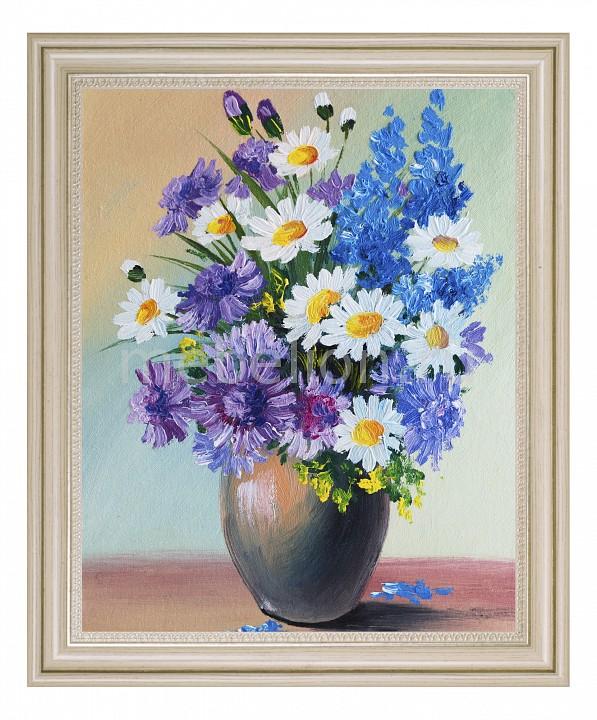 Панно Ekoramka (40х50 см) Цветы 1722007