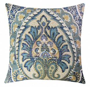 Подушка декоративная (45х45 см) Дамаск