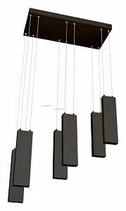 Светодиодный светильник SP-LEGACY-S585x250-6x6W Warm3000 (BK, 34 deg) Arlight (Россия)