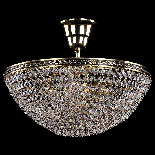 Люстра на штанге 1932/35/Z/GB Bohemia Ivele Crystal 1932/35Z/GB  (BI_1932_35Z_GB), Чехия