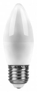 Лампа светодиодная [LED] Feron E27 9W 2700K