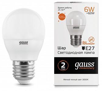 Led лампа  GA_53216