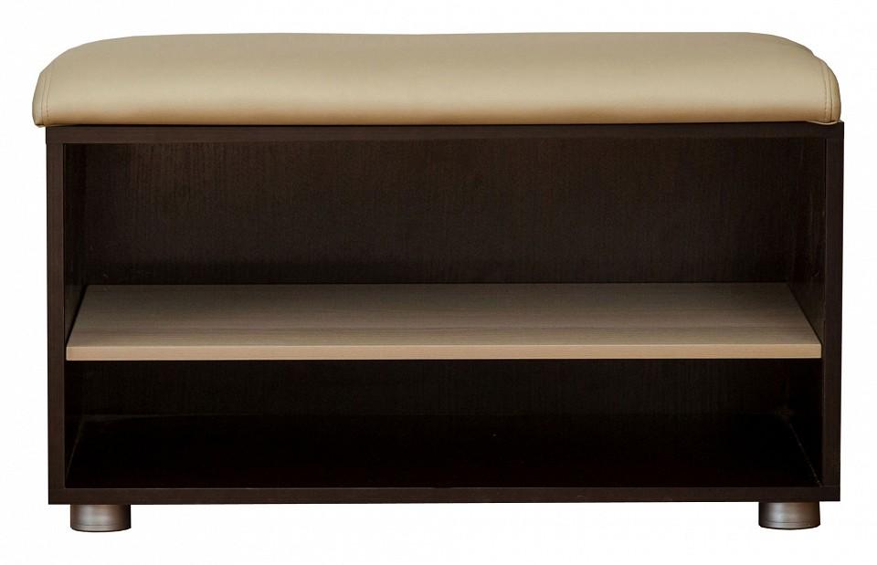 Банкетка-стеллаж для обуви МЛ-8