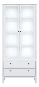 Шкаф-витрина Хельга с подсветкой REG2W2S
