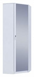 Угловой шкаф для спальни Ольга MAS_MST-PDO-SHU-R-Z1BEL