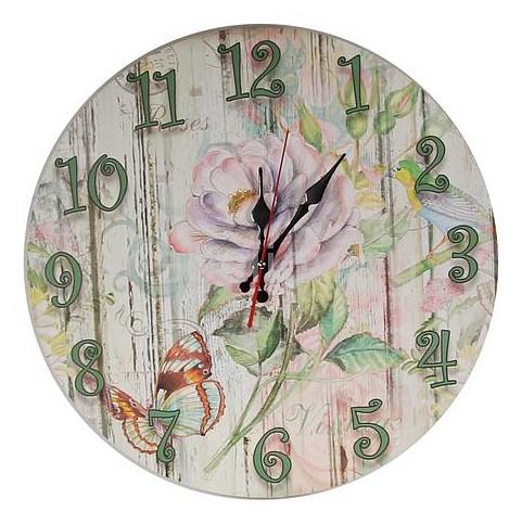 Настенные часы Акита (40 см) AKI C40-4 цена и фото