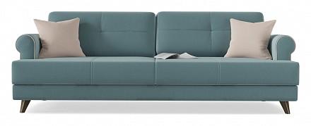 Прямой диван-кровать Мирта Еврокнижка / Диваны / Мягкая мебель