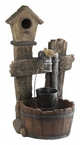 Фонтан напольный (73.5 см) Лесной дом GWXF02400-S Б0008226