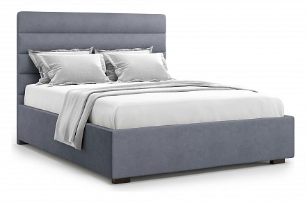 Кровать полутораспальная Karezza 140 Velutto 32
