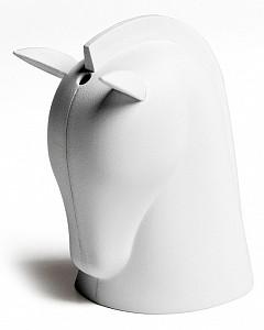 Подставка под зубочистки (9.7х8.8х5.8 см) Unicorn QL10295-WH