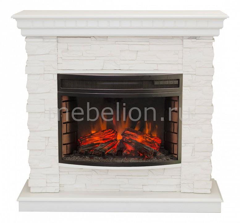 Электрокамин напольный Real Flame (108х400х101 см) Elford 00010010680 электрокамин real flame majestic br s