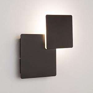 Накладной светильник Screw 40136/1 черный 6W