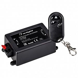 Контроллер-диммер LN-RF3B (12/24V, 96/192W, ПДУ-брелок 3кн)
