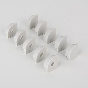 Набор из 10 заглушек для профиля с отверстием LL-2-ALP008 a042704