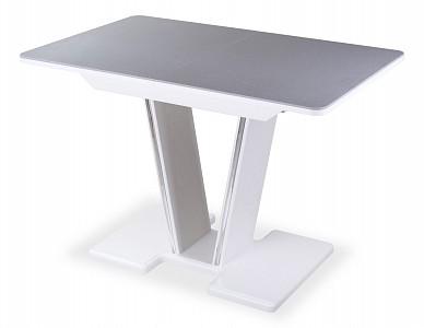 Стол обеденный Румба с искусственным камнем