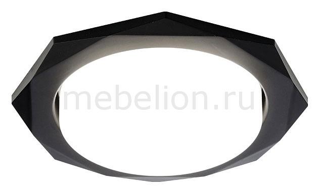Встраиваемый светильник Ambrella AMBR_G180_BK от Mebelion.ru