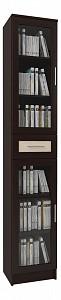 Шкаф книжный Мебелайн-18